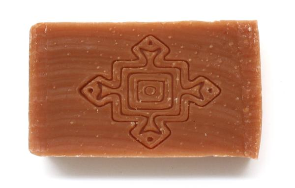 toogga Exfoliating Sahara Sand Bar. Handmade Natural Soap