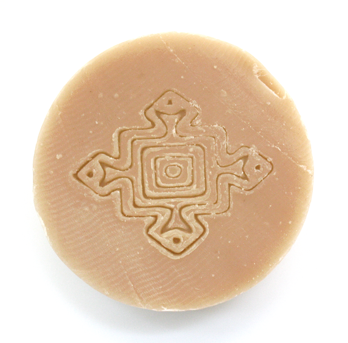 Egyptian Rose, Baobab, and Pink Clay Detox Shampoo Bar