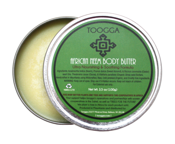 African Neem Body Butter (3.5 OZ) - Toogga