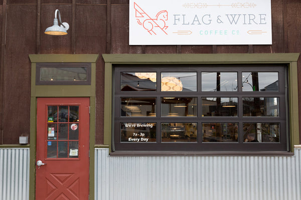 Flag & Wire Takes New Shapes