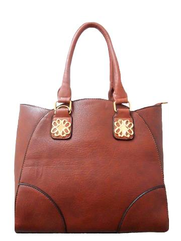 Barbados Vintage Leather Handbag