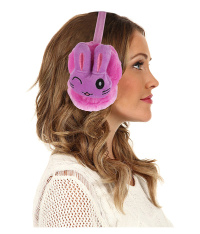 Animal Designed Earmuffs