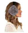 Women's Faux-Fur Winter Earmuffs