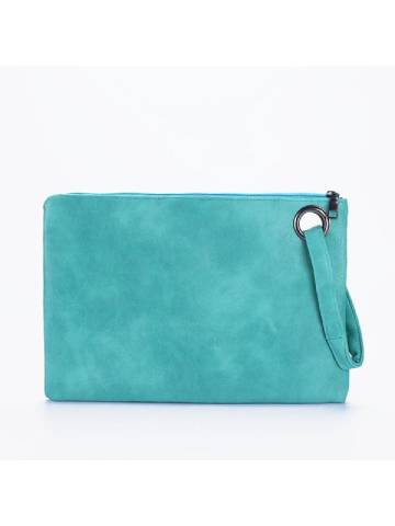 Fashion Solid Women's Envelope Bag