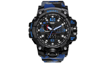 Smael Men's Military Sports Watch