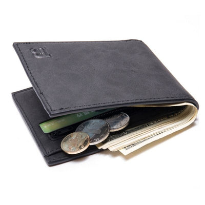 Barbados Mens Leather Fashion Wallet
