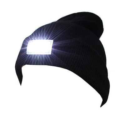 2 Pack: Led Winter Beanie