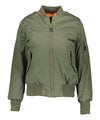 Yoki Womens Twill Bomber Jacket Womens & Plus