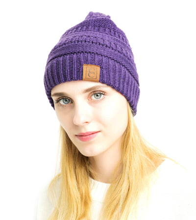 Popular CC Chic Winter Beanie