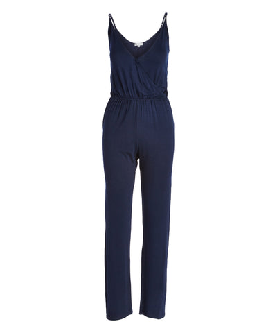 Sleeveless Jumpsuit - Women