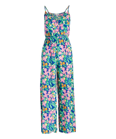 V-Neck Jumpsuit - Women & Plus