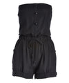 Strapless Romper - Women & Plus