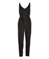 Belted Jumpsuit - Women