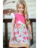 Persnickety Erika Dress - Pink