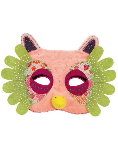 Suzette the Owl Mask - E + ME - 1