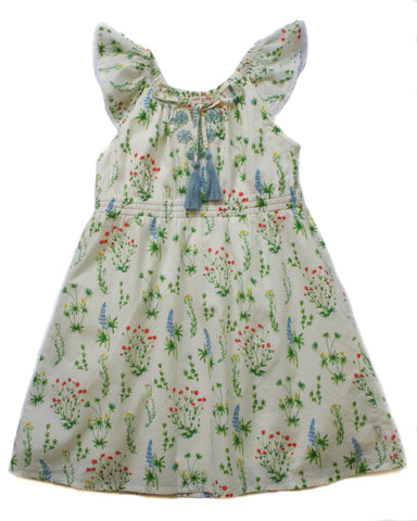 Mimi and Maggie Botanical Gardens Flutter Away Dress