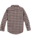 Tailor Vintage Reversible Double Face Shirt - Autumn Tartan DF Plaid - E + ME - 2