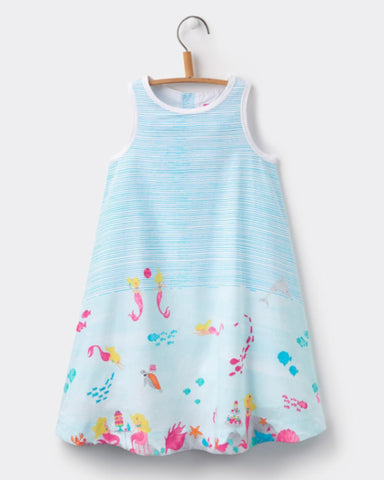 Joules Under the Sea Woven Dress