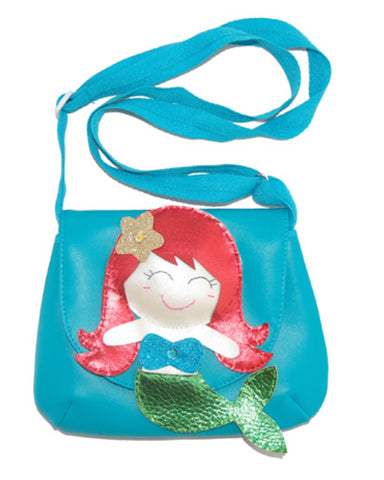 Lily & Momo Mermaid Purse - E + ME