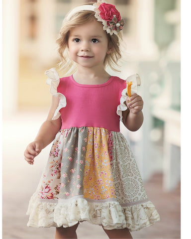 Persnickety Penelope Ann Dress