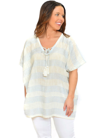 Walk In The Clouds Tunic