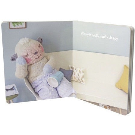 Night Night Wooly Board Book