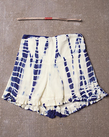 Jak & Peppar Washed Away Shorts - Dazed Navy