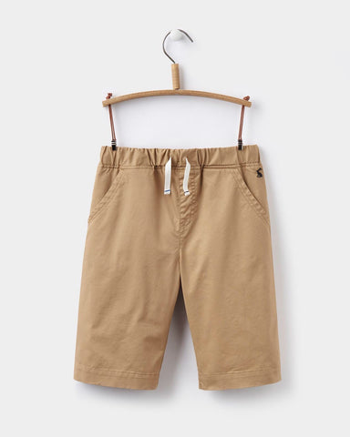 Joules Pull On Shorts - Sand