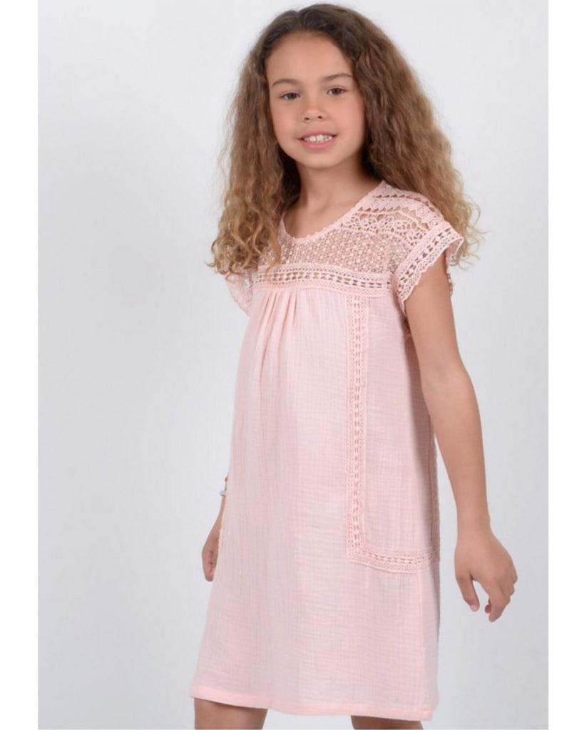 Pretty in Pink Sundress