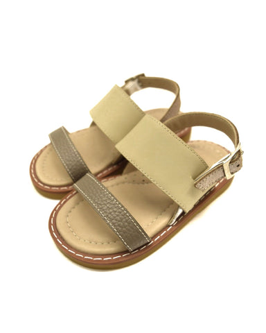 Elephantitio Mikonos Sandal - Grey