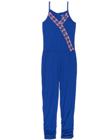 Flowers By Zoe Beaded Jumpsuit - E + ME - 1