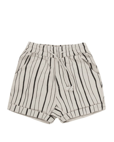 Ryle & Cru Linus Sweat Short - Cloud