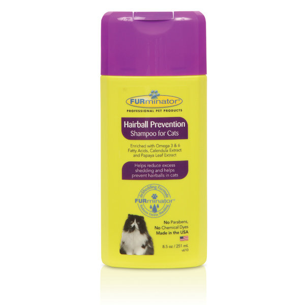 Buy Ultra Premium Hairball Prevention Cat Shampoo By