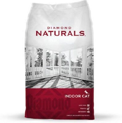 Diamond Nat. Indoor Cat 18