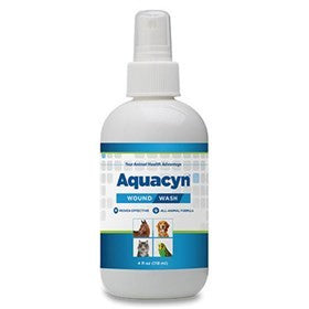 Aquacyn Vetericyn Wound Wash 4oz