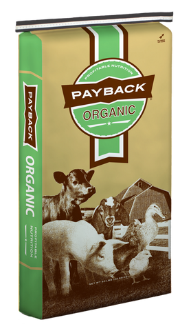 Payback Organic Rabbit 50lbs
