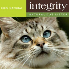Integrity Clumping Clay Cat Litter 25lb