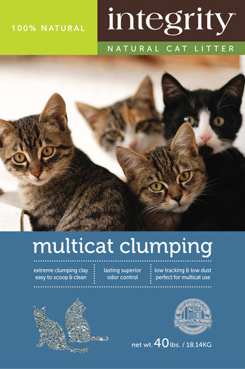 Integrity Multicat Clumping 40