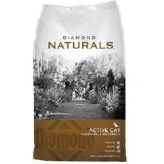 Diamond Natural Active Cat 18lb