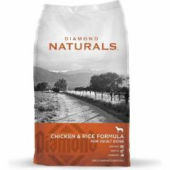 Diamond Natural Dog ChickRice 40lb