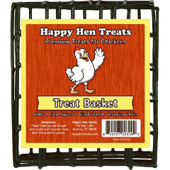 Happy Hen Treat Basket Square