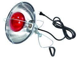 Brooder Lamp and Bulb 250watt Complete