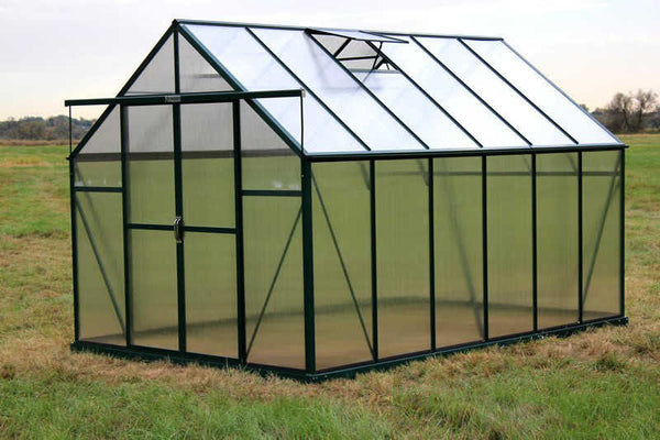 Grandio Ascent 8' x 12' Greenhouse Basic Kit