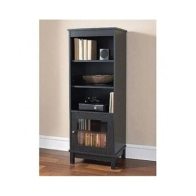 Storage Cabinets DVD Audio Pier Entertainment Center Furniture Technology Rack