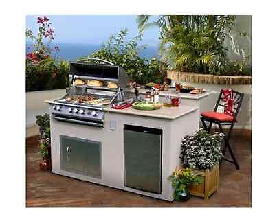 Barbecue Grill Outdoor Kitchen Island Refrigerator BBQ Stainless Steel u2013 Bobbie-Jou0027s One Stop Shop  sc 1 st  Bobbie-Jou0027s One Stop Shop & Barbecue Grill Outdoor Kitchen Island Refrigerator BBQ Stainless ...