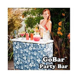 Home Bar Tiki Bars Table Tailgate Outdoor Portable Folding Patio High Top Pool