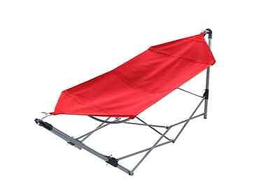 Hammocks Camping Hammock Portable Bed Outdoor Frame Stand Hiking Durable Stand
