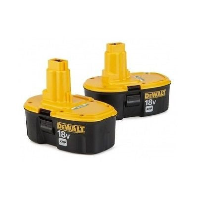 Power Tools Replacement Battery Pack Dewalt XRP Batteries 18 Volt Cordless Drill