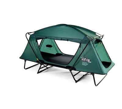 Tent Cot Camping Bed Hiking Outdoor Rainfly Sleeping 1 Person Oversize Portable