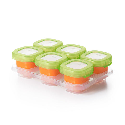 Baby Food Freezer Storage Containers
